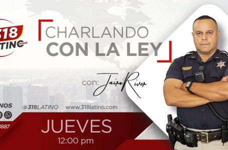 CHARLANDO CON LA LEY – EP005 – TRAFFICO HUMANO – LA GUERRA CONTRA LAS DROGAS