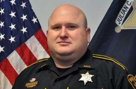 Oficial regresa a servico despues de ser atropellado