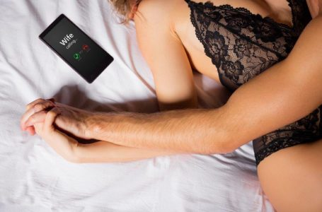 An affair – Are you seeing a married man?