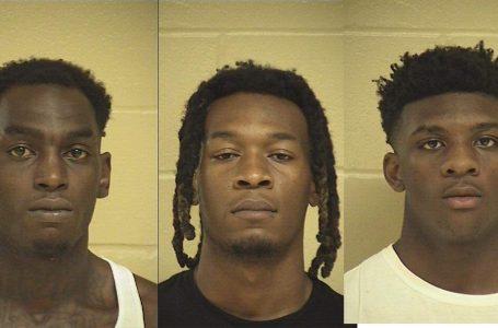 3 hombres están bajo custodia acusados de matar a un hombre de Shreveport