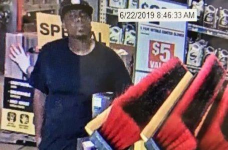 Policía busca sospechoso de un robo