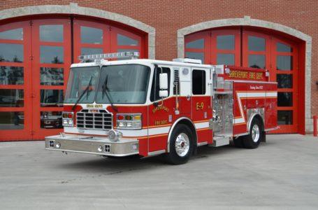 Bomberos de Shreveport combaten múltiples incendios durante la noche