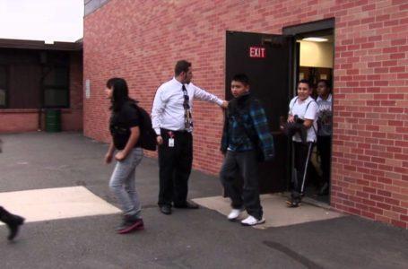 Emergencia médica envía a 13 estudiantes a hospitales