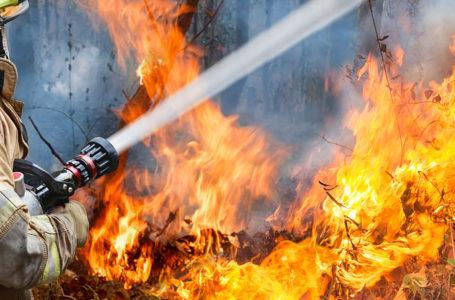 Muere hombre de 83 años en un incendio al suroeste de Haughton