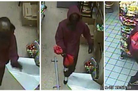 Se ofrece recompensa por información sobre ladrón de Subway