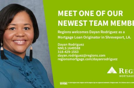 DAYAN RODRIGUEZ  REGIONS   WITH THE COMMUNITY