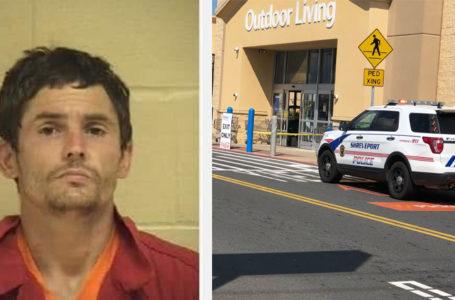 Se identifica el apuñalador Wal-Mart en Shreveport