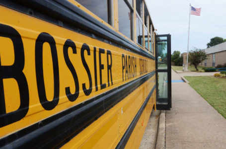 Bossier Middle School Students Begin Daily Attendance on Monday