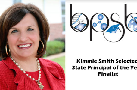 Kimmie Smith Selected State Principal of the Year Finalist