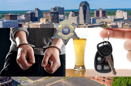 La Oficina del Sheriff de Caddo aumentará las patrullas de DWI en esta temporada navideña