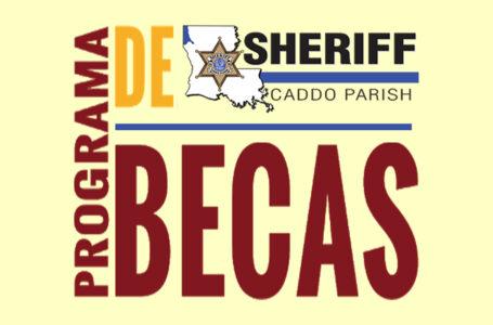 Caddo Sheriff acepta solicitudes para becas universitarias