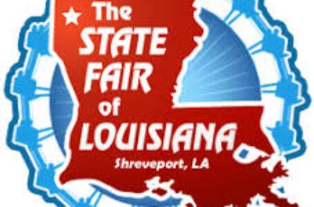 ¡ES SEMANA DE APERTURA! La Feria Estatal de Luisiana abre esta semana