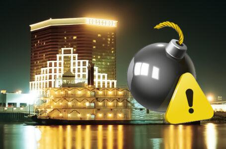 Guardia de seguridad del casino arrestado por amenazas de bomba