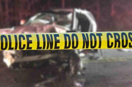 Tres muertos en dos choques separados en la parroquia de DeSoto en Labor Day