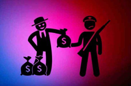 Teniente de la policía de Winnsboro arrestado por soborno público y abuso de cargo