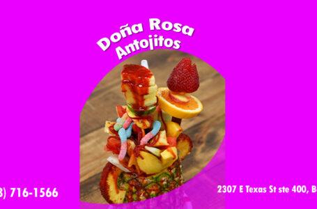 Antojitos Doña Rosa