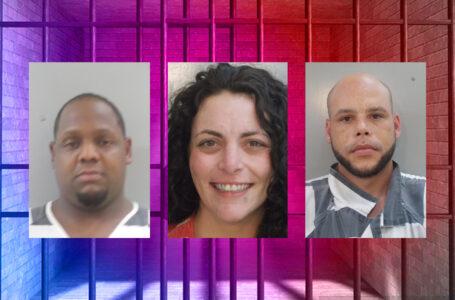 3 arrestos en la parroquia Grant  tras investigación de narcóticos