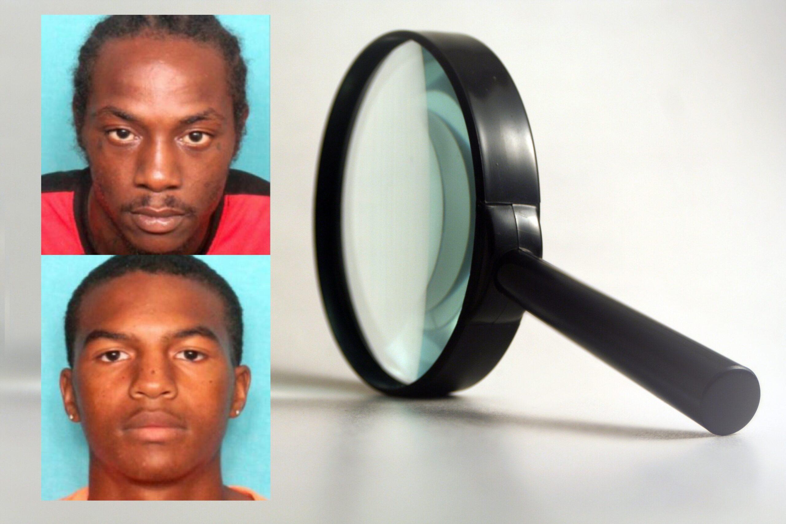 Hombres de DeSoto buscados por delitos de drogas y armas de fuego