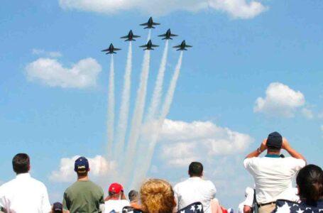 El Show Aéreo de los Defensores de la Libertad en BAFB proyecta alto tráfico en la ciudad de Bossier