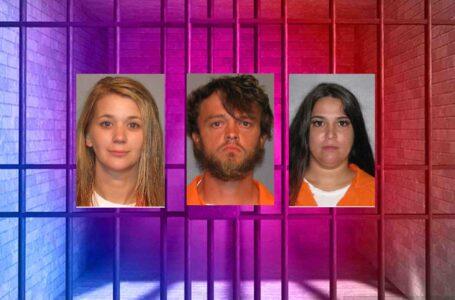 Oficial de Caddo arresta a tres padres por comportamiento agresivo hacia la directora de una escuela