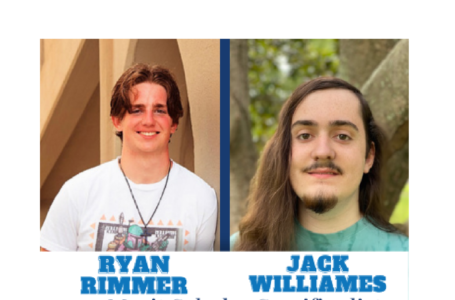 Dos estudiantes de Bossier nombrados semifinalistas de 67th Annual National Merit Scholarship Program