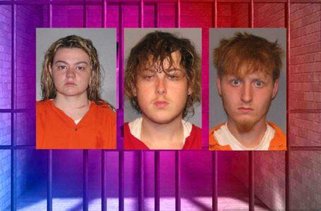 Adolescentes arrestados por tráfico de drogas, tiroteo y accidente automovilístico